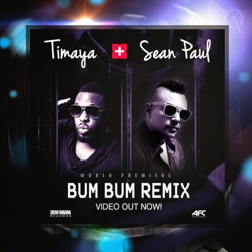 Timaya-Sean-Paul-Bum-Bum-Video-Art