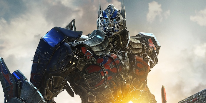 Transformers Age Of Extinction Poster Optimus Prime 3 Hours Of Agony *sigh...