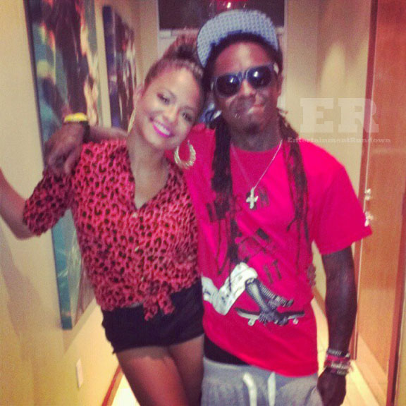 Is Weezy Love Sprung On Christina Milian?Lil Waynes Wife 2014