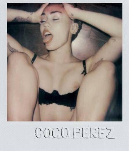 v Miley magazine cyrus