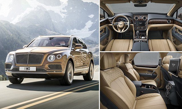 new bentley suv will hit 187mph and costs as much as two range rovers. Black Bedroom Furniture Sets. Home Design Ideas