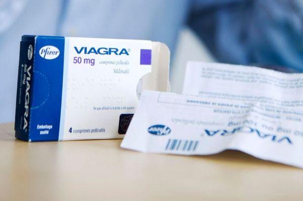 Viagra-pills