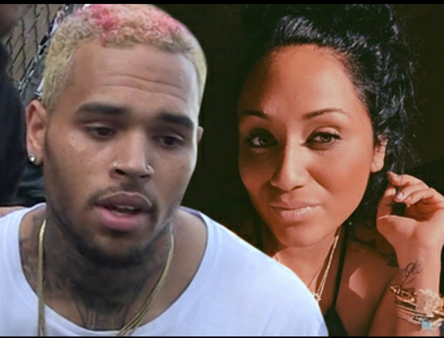 CHRIS BROWN'S BABY MAMA CLAIMS HE GAVE THEIR KID ASTHMA ...