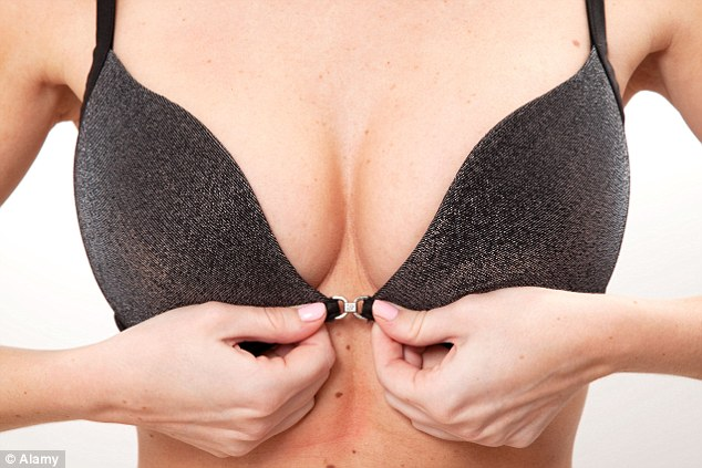 Lingerie experts draw up seven different chest types to ...
