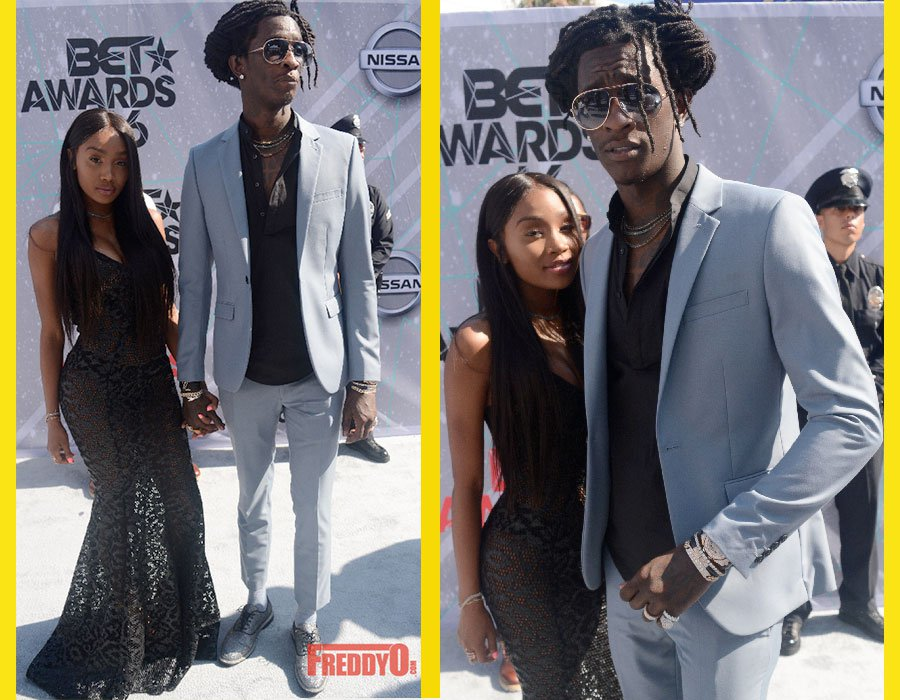 Rappers Brought Their WIVES To The BET Awards For A Change  «