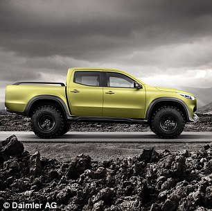 The Concept X-Class Powerful Adventurer